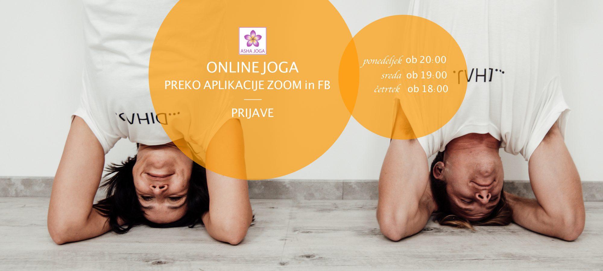 online joga